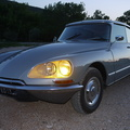 Citroen DS 21 Pallas 1970 Carburateur boite Hydraulique.