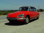 DS 23 IE pallas 1973 Cuir