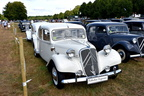 Citroen Traction la Ferté Vidame 2019 centenaire